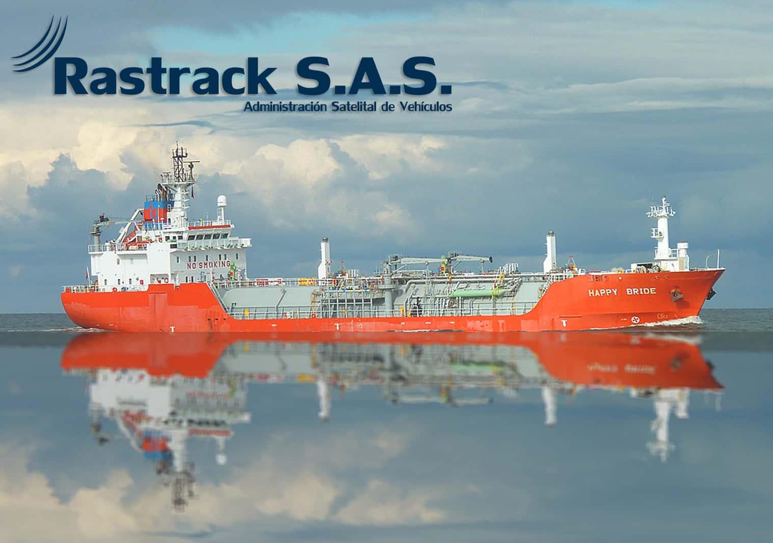 GPS Cartagena para Barcos embarcaciones pesqueras Rastrack