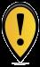 icono alerta GPS para carros
