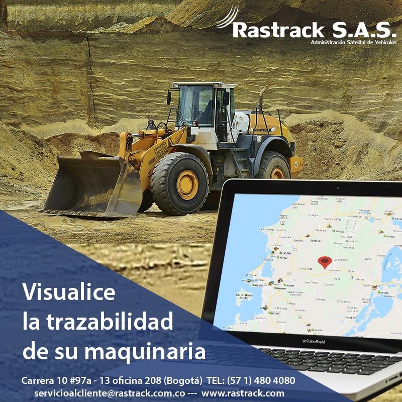 Equipos GPS Maquinaria Amarilla