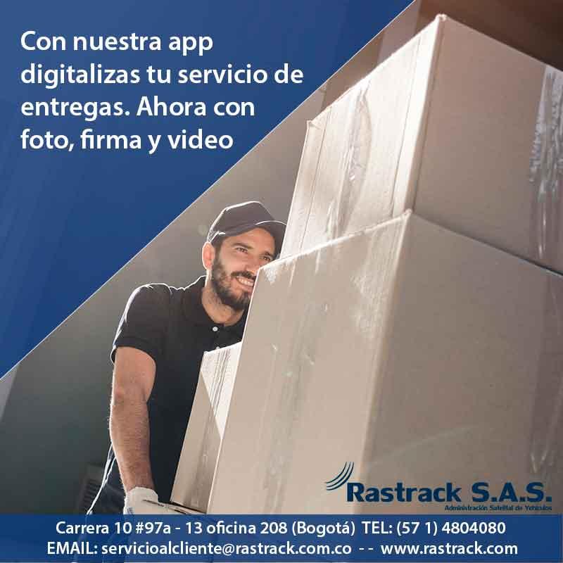 App Rastrack
